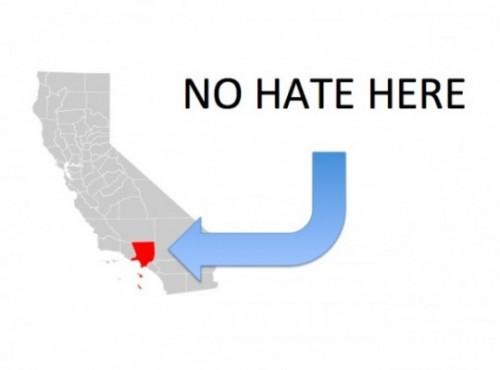 No Hate LA