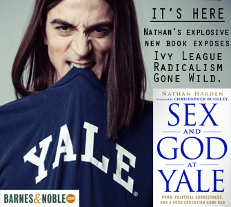Man, Sex, God, and Yale