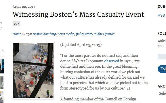 boston massacre research paper