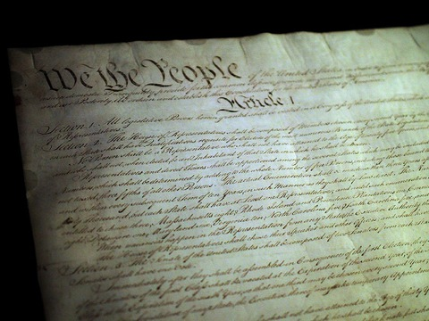 Constitution.BySome professors agree with party hack Donna Brazile's call to ditch the founding document ....Flickr