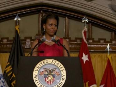 MichelleObama.WestPoint.Flickr