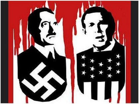 hitler-bush.dirk.grund.flickr