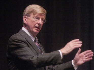 GeorgeWill.PennState.Flickr