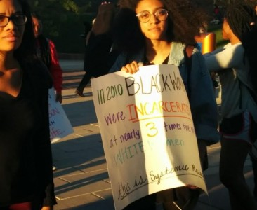 Black Arizona student protestors declare they're oppressed by systemic racism