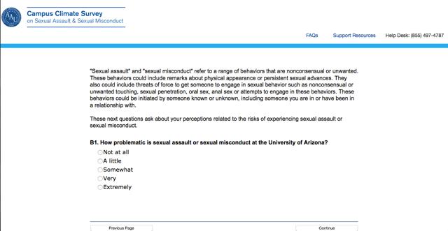 UAsexualassaultsurvey.JulianneStanford
