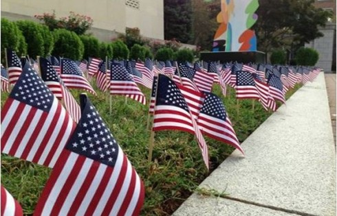 9-11flags