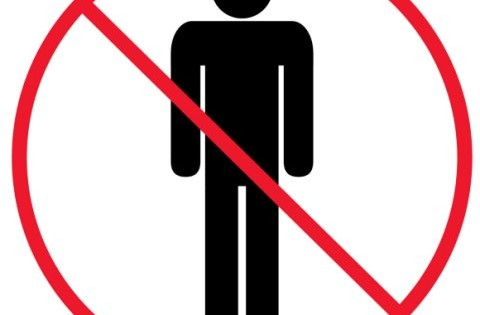 no-men-allowed-shutterstock