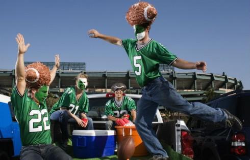 tailgating-football.Shutterstock