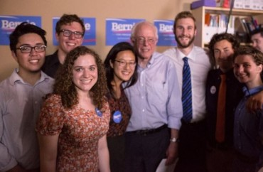 BernieStudents
