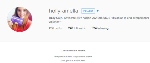 holly-ramella-UNLV-abortion.Instagram.screenshot