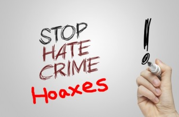 Image result for fake hate crimes
