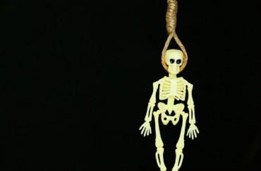 halloween-skeleton.curraheeshutter.Shutterstock