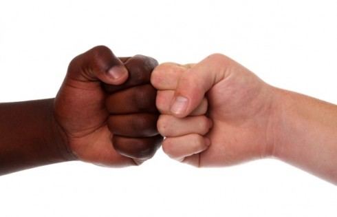 RacialTension.Shutterstock