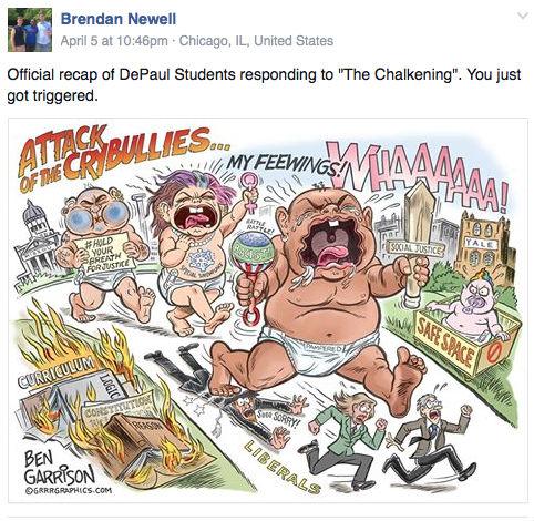 depaul-chalking2.Brendan_Newell.Facebook