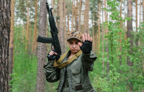 woman-soldier-shutterstock