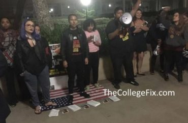 At A Recent Event Hosted By The UCLA Bruin Republicans Members Of Schools Communist Revolution Club Retaliated Against Keynote Speaker Sabine Durden