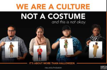 91e2b9f798ab0 With Halloween just around the corner, campus officials nationwide have  warned students about their choice of Halloween costume and the harmful  cultural ...