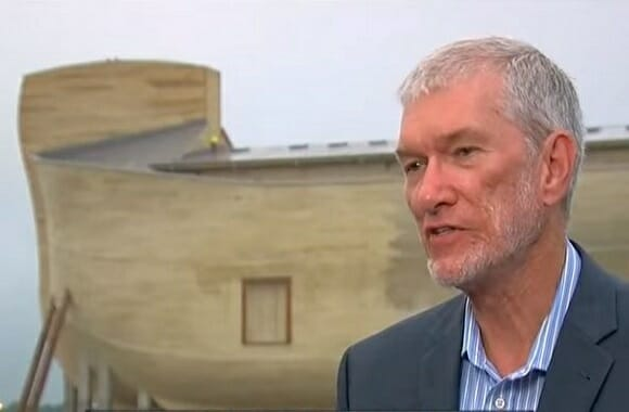 Creationist Ken Ham disinvited from speaking at Univ. of Central Oklahoma - The College Fix