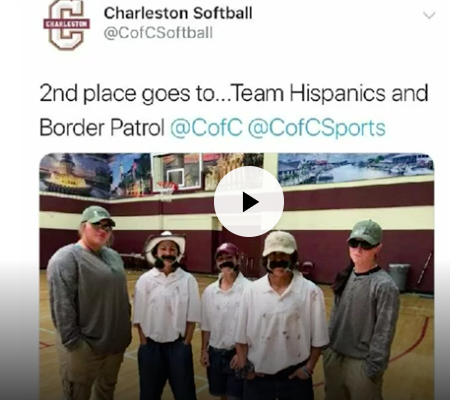 Cofc Softball Team Halloween 2020 College softball players to undergo diversity training for
