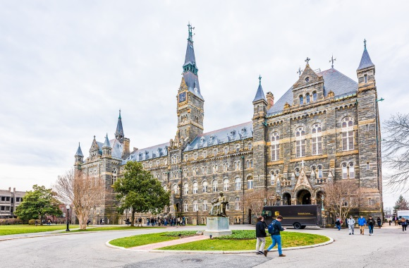 Education Department disputes Georgetown's claim that foreign funding investigation is winding down