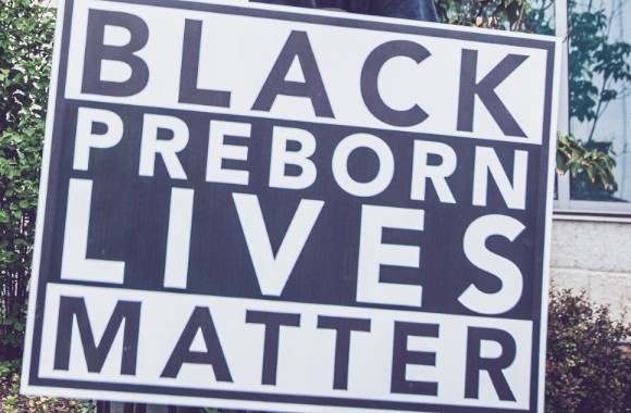Pro-life Organizations Sue Washington, D.C. After Two Students Chalking 'Black Pre-Born Lives Matter' on Sidewalk are Arrested